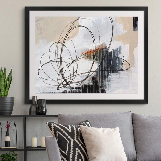 Contemporary Art for a Modern Living Room