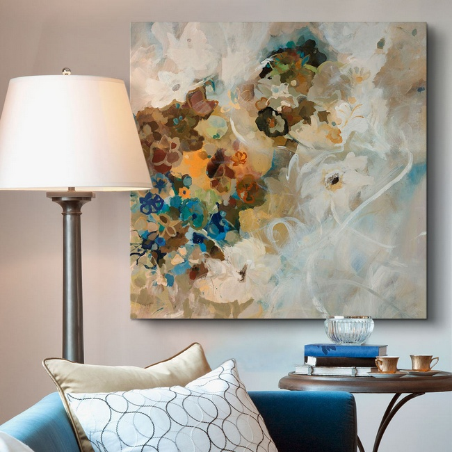Contemporary Abstract Art for the Living Room