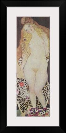 Adam and Eve, 1917 18
