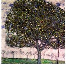 The Apple Tree II, 1916 (oil on canvas)