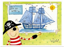 How a Pirate Ship Works