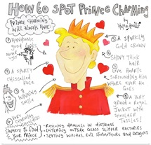 How to spot Prince Charming