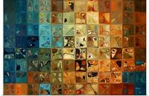 Modern Tile Art #11, 2009