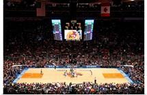Madison Square Garden: Knicks vs Celtics