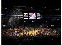NBA Finals -June 17, 2010 - Lakers Win!