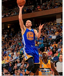 Stephen Curry - Golden State Warriors