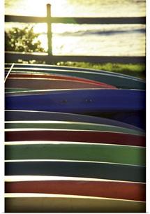 Kayak Row
