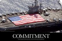 Motivational Poster: USS Nimitz