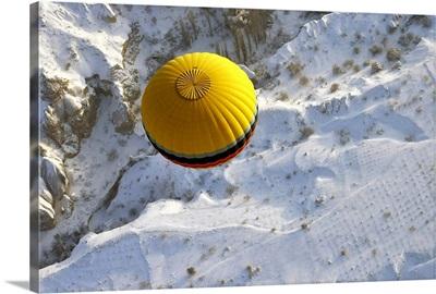 Cappadocia And Balloon