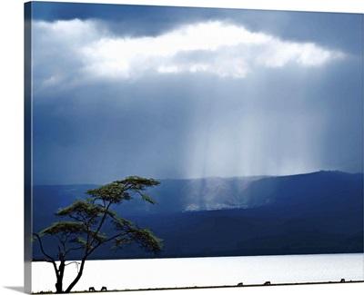 Clouds Over Lake Naivasha