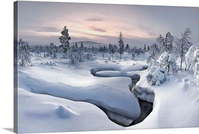 Kiilopaa, Lapland, Finland