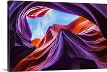 Magical Lower Antelope Canyon