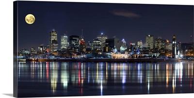 Montreal's Night