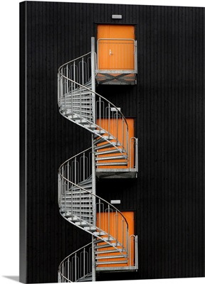 Northernmost Spiral Staircase