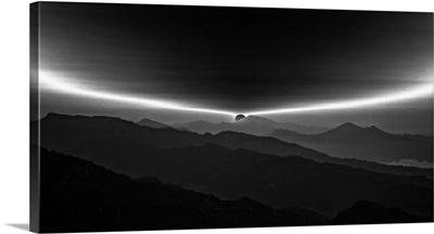 Sunrise On The Anapurna
