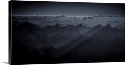 Sunrise Over The Karakoram