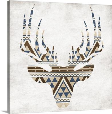 Aztec Deer I