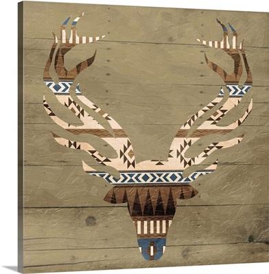 Aztec Deer II