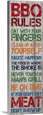 BBQ Rules III