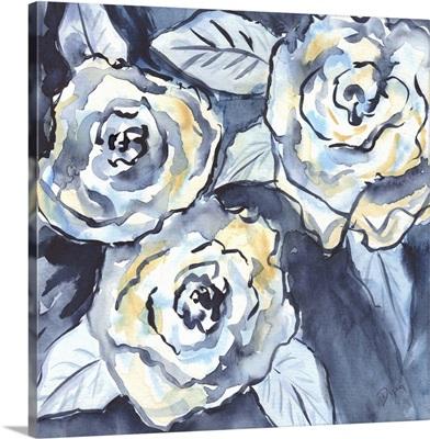 Blue Flower I