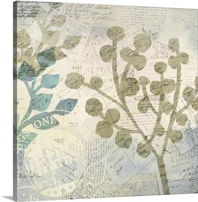 Botanical Postale I
