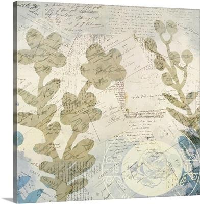 Botanical Postale II