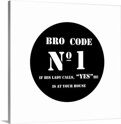 Bro Code I