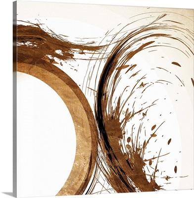Copper Swirls II