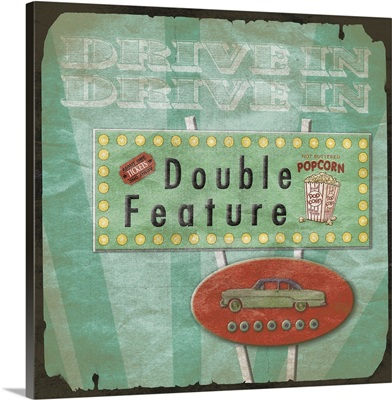 Double Feature Sign