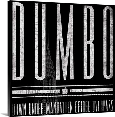 Dumbo, Down Under Manhattan