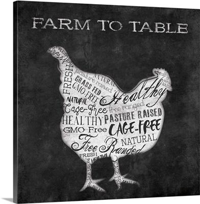 Farm To Chicken