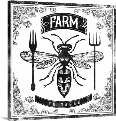 Farm to Table - Bee