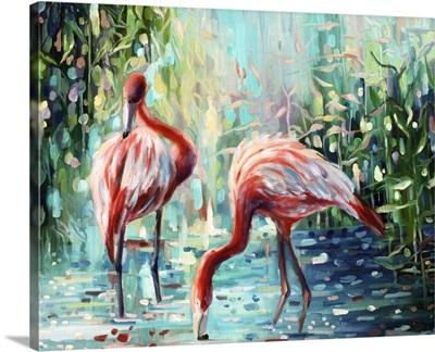 Flamingo's Delight