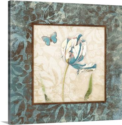 Floral Blue Wonder