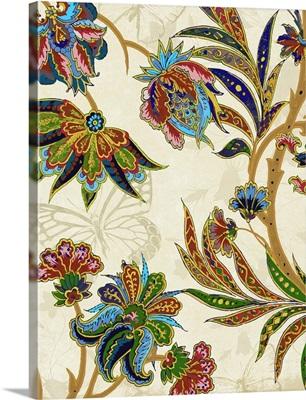 Floral Pattern I