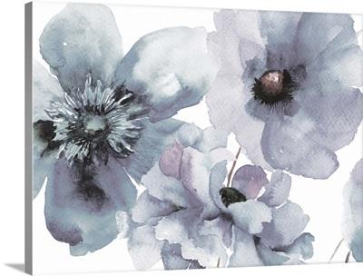 Flowering Blue Hues I