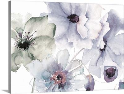Flowering Blue Hues II