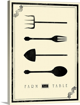 Fork and Spoon - Light