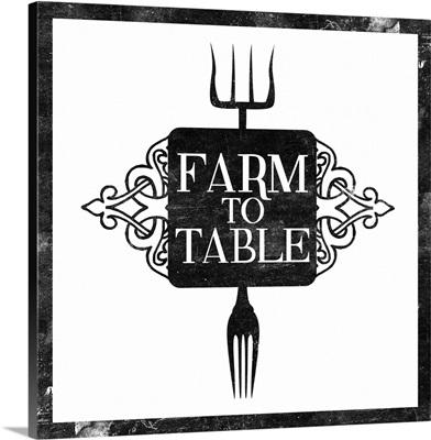 Fork to Table - Forks