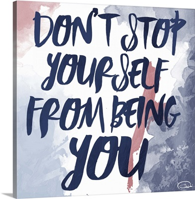 From Being You