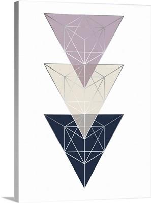 Geo Triangle SoftLuxe
