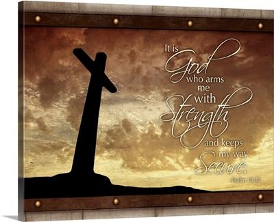 God And Strength