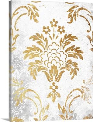 Gold Silver Pattern