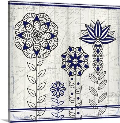 Henna Flower II