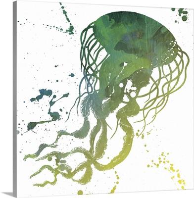 Jellyfish Splatter