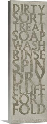 Laundry List II