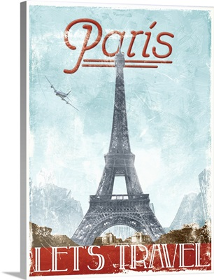 Let's Travel To Paris