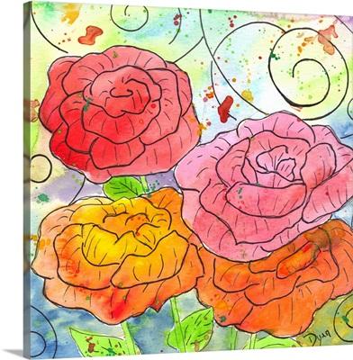 May Roses II