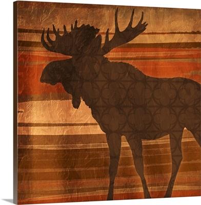 Moose Stripes I