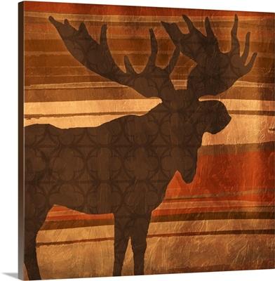 Moose Stripes II